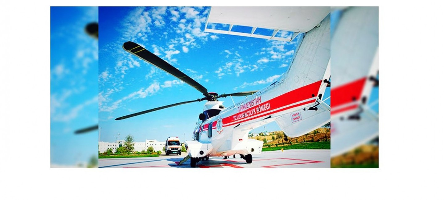 FIRST AID CENTRES TO RECEIVE NEW EQUIPMENT OF KAZAN HELICOPTER PLANT
