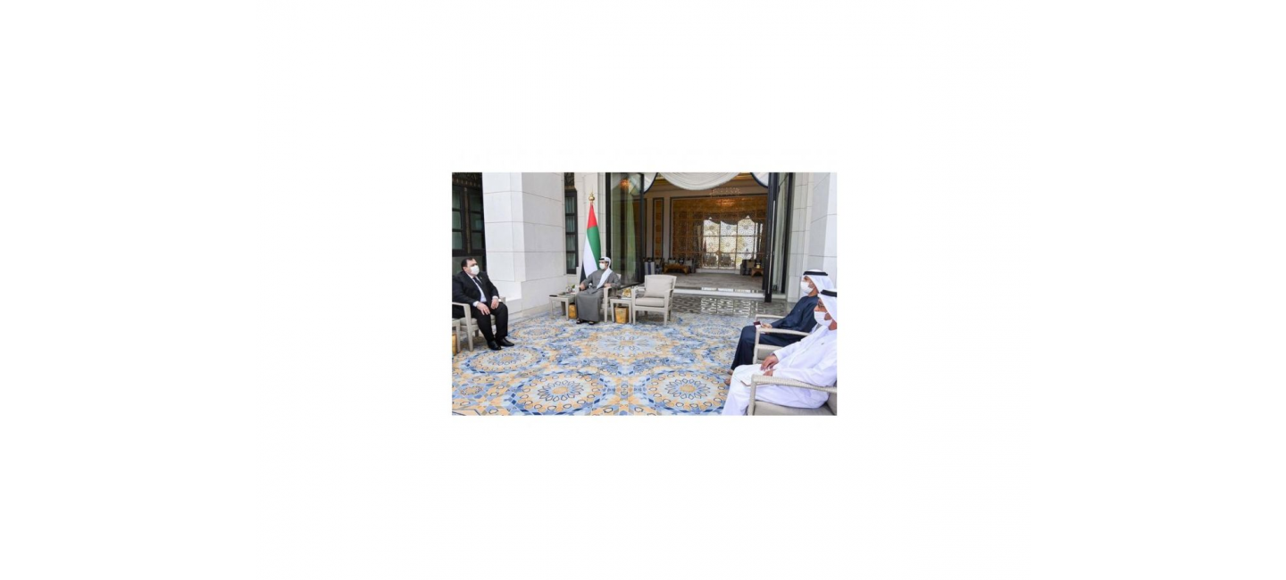 THE DELEGATION OF TURKMENISTAN HELD A SERIES OF CONSTRUCTIVE MEETINGS DURING THE VISIT TO THE UAE