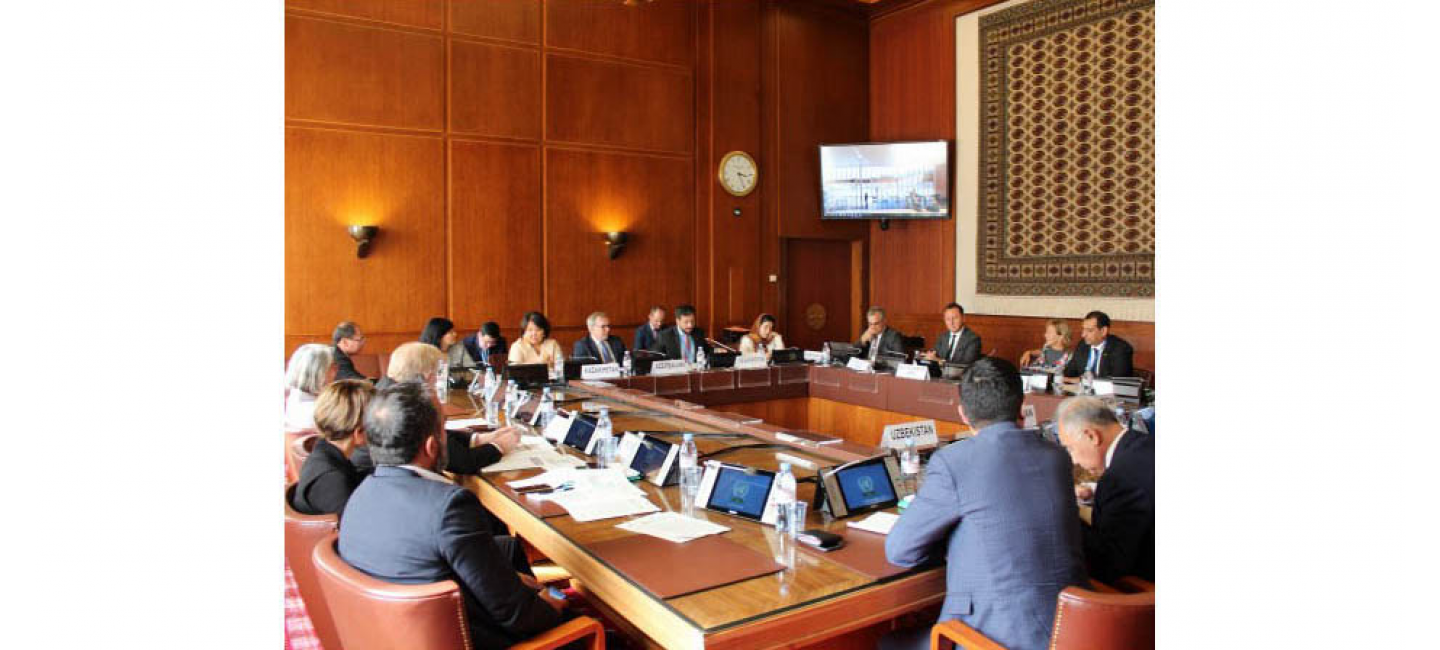 SPECA AMBASSADORS MET IN GENEVA TO DISCUSS THE UPCOMING DAYS OF SPECA IN TURKMENISTAN